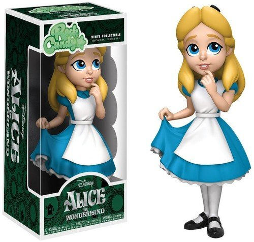 Funko Rock Candy Disney-Alice Toy
