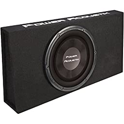Power Acoustik THIN 120BXA THIN Series Powered Wedge Enclosure with THIN124 Subwoofer