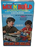 Mix N Build Funtime (1970) Vintage Brick Construction Building Toy Set