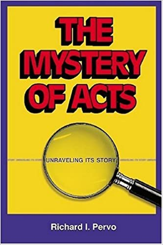 Book The Mystery of Acts: Unraveling Its Story