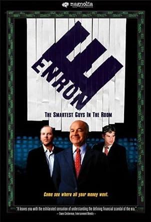 Enron: Los tipos que estafaron América [DVD]