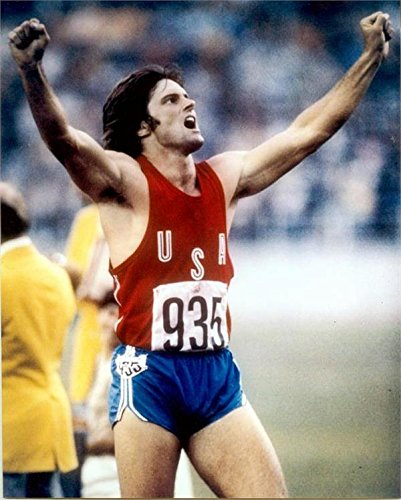 Bruce Jenner USA Olympic Gold Medal (1976)
