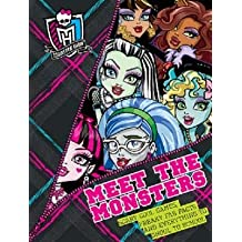 [ Monster High Meet the Monsters Mini Parragon ( Author ) ] { Hardcover } 2013