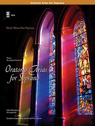 Download Oratorio Arias for Soprano: Music Minus One Soprano pdf