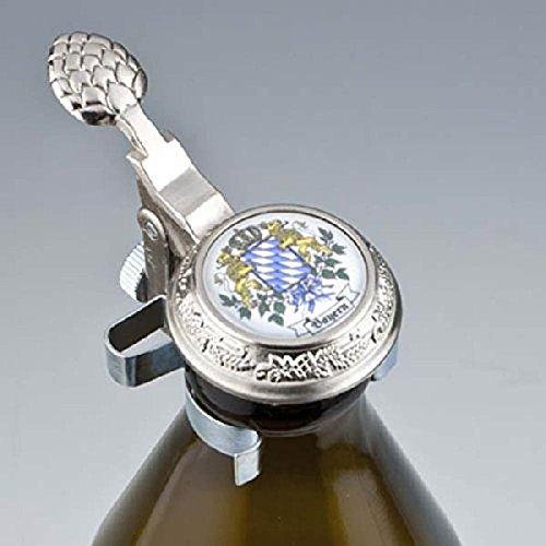 Bayern Crest Beer Bottle Lid, Oktoberfest Party Favor Beer Bottle Stein Lid