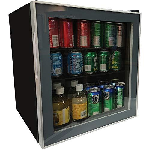 Cube Refrigerator Platinum Door - 5