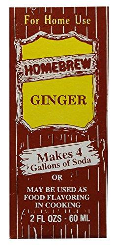 Ginger Ale Soda ()