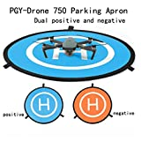 Landing-Pad-Launch-Pad-Yamix-3075cm-Fast-fold-Drone-Landing-Pad-Launch-Pad-Parking-Apron-Helipad-for-DJI-Mavic-Phantom-2-3-4-Inspire-1-RC-Drone-Gimbal-Quadcopter-Accessories