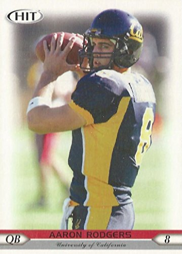Aaron Rodgers 2005 Sage Hit Series Mint Rookie Year for sale  Delivered anywhere in USA
