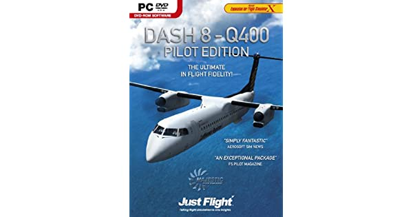 Amazon com: Dash 8 - Q400 Pilot Edition: Expansion for