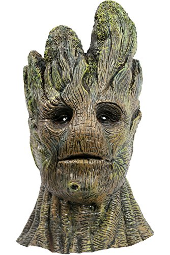 Xcoser Clssical Guardians Groot Cosplay Latex Mask -