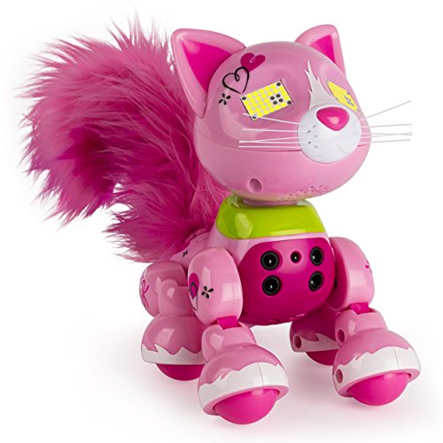 Zoomer Meowzies, Arista, Interactive Kitten with Lights, Sounds and Sensors, by Spin Master by Zoomer (Image #2)