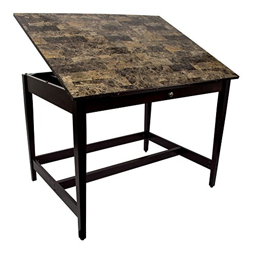 Vanguard 36X48 in Table-Marble