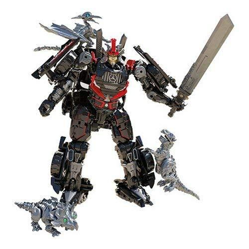 Transformers Studio Series Deluxe Drift with Baby Dinobots ()
