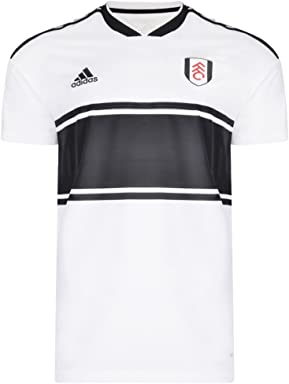 3c256006d6c FULHAM FOOTBALL CLUB 18 19 Home Shirt Junior CF3230