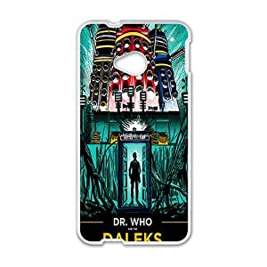 Happy DR.WHO Daleks Phone Case for HTC One M7