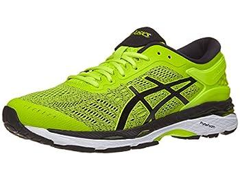Asics Men's Gel-kayano 24 Running-shoes, Sulphurblackwhite, 11 D(m) Us 1