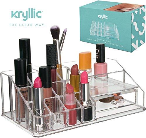 Acrylic Lipstick Makeup Cosmetic Organizer
