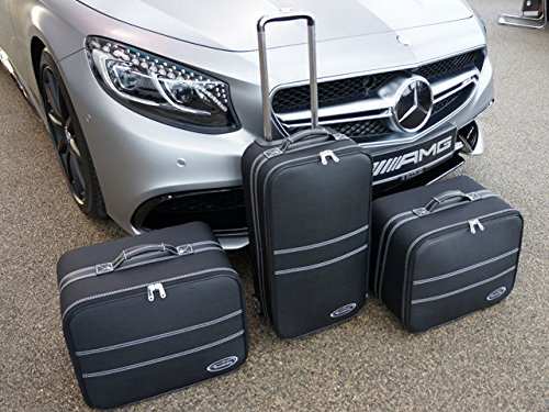 Mercedes S Class Cabriolet C217 A217 Roadster Luggage Bag Baggage Set Genric