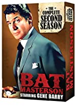 Bat Masterson Complete Season Two  Directed by n/a