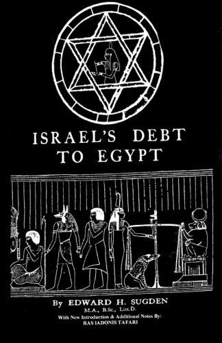Download Israel's Debt To Egypt pdf epub