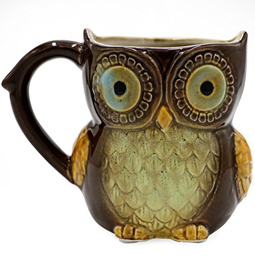 owl cup of coffee - 8