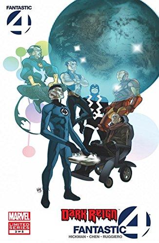 Dark Reign Fantastic Four (Dark Reign: Fantastic Four #3 (of 5))