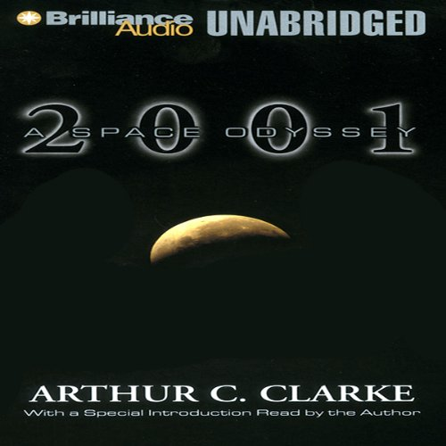 Bargain Audio Book - 2001  A Space Odyssey