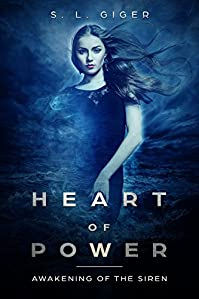 Heart Of Powe by S.L. Giger ebook deal