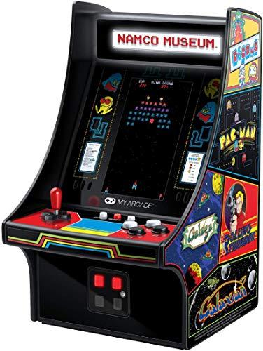 My Arcade Namco Museum Mini Player - Collectible Mini Arcade Machine