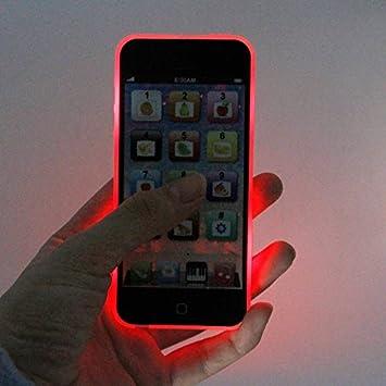Jouet /éducatif 12*5.5CM blanc T/él/éphone portable pour enfant Aawsome