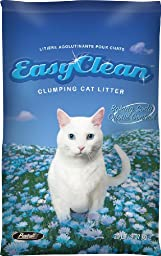 Pestell Pet Products Easy Clean Scoopable Litter with Baking Soda, 20-Pound Bag