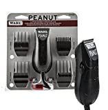 Wahl Professional Peanut Clipper/Trimmer #8655-200, Black - Great...
