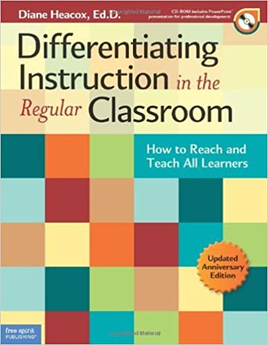 Book Differentiating Instruction in the Regular Classroom: How to Reach and Teach All Learners (Updated Anniversary Edition) by Diane Heacox Ed.D. (2012-08-28)