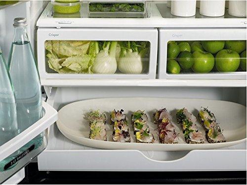 Kitchenaid Kühlschrank Side By Side : Kitchenaid krfc kühlschrank amerikanischer art integriert