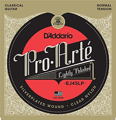 D'Addario EJ45LP Pro-Arte Composite Classical Guitar Strings