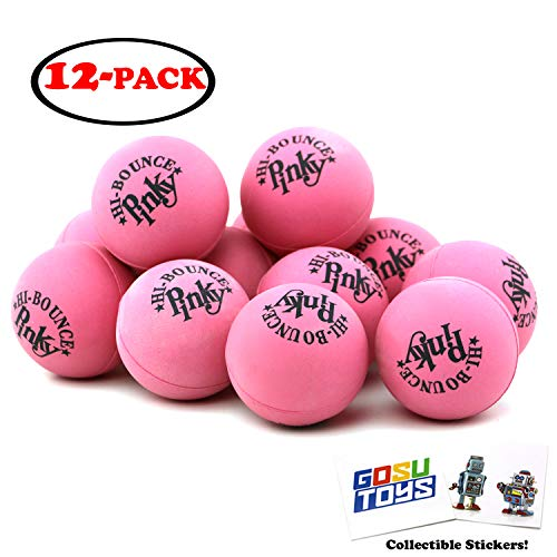 - Original Hi Bounce Pinky Ball 2.5