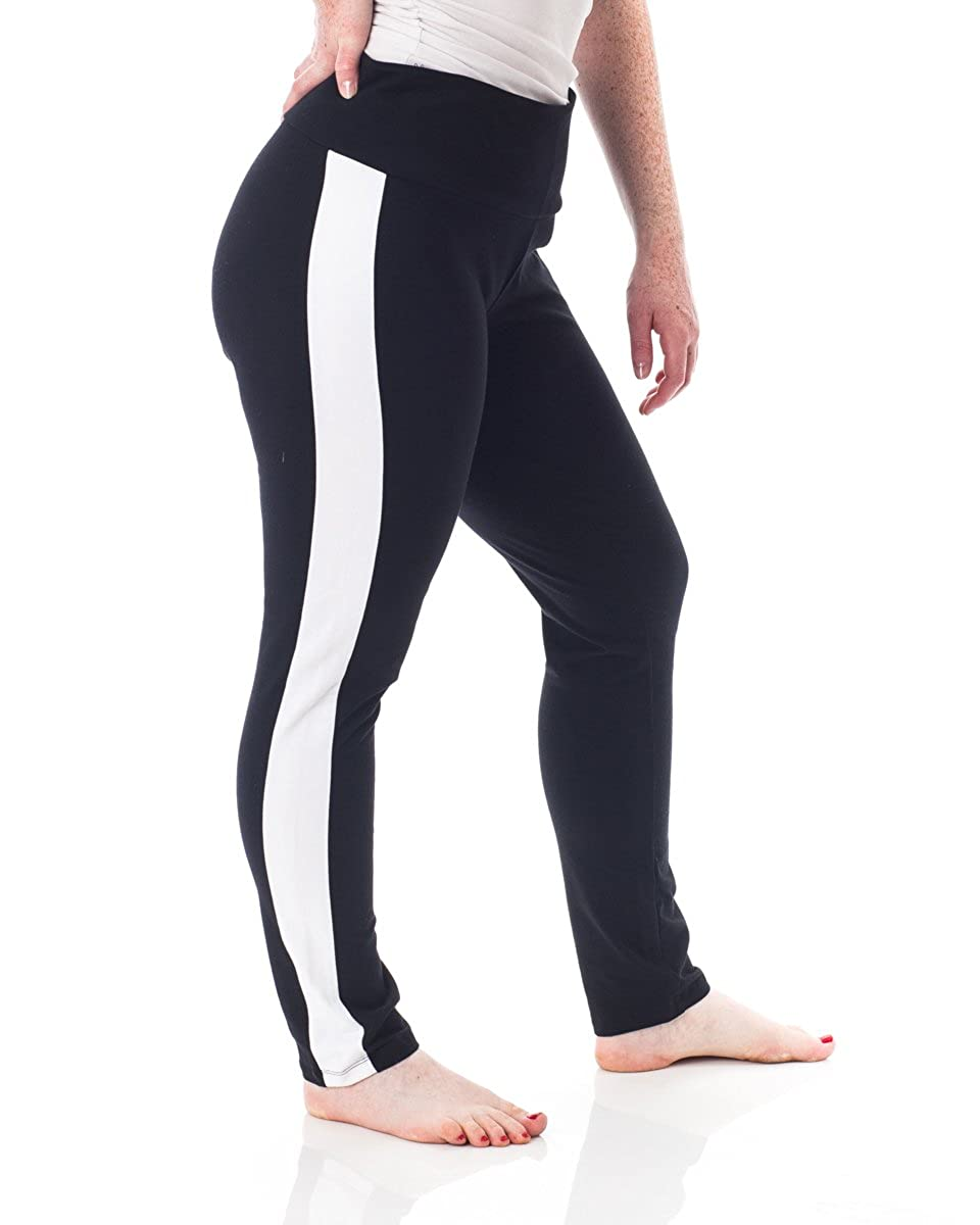 Style and Co. Tummy Control Skinny Active Plus Size Pants