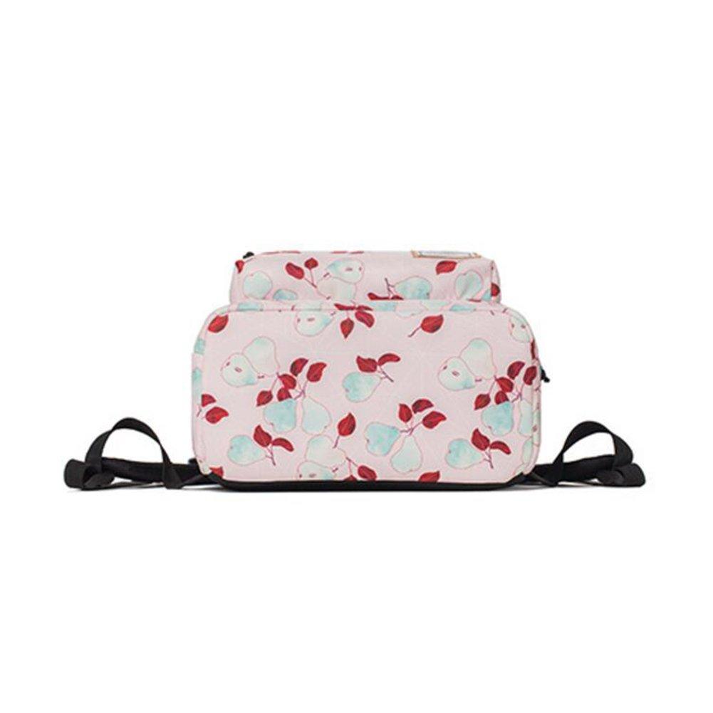 QIDI Backpack Waterproof Simple Leisure High Capacity Travel Polyester 301740cm