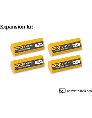 Fluke 3561 FC Vibration Sensor Expansion Kit - 3 Yr. Software