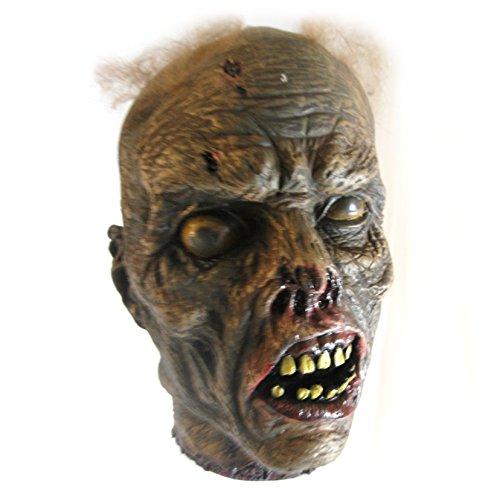 zombie head - 3