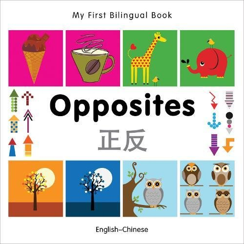 My First Bilingual Book–Opposites (English–Chinese)