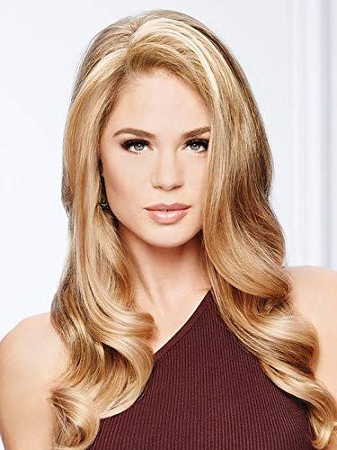 (Top Choice Hair Topper Color GL 2-6 BLACK COFFEE - Gabor Wigs 16