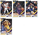 2019-20 Donruss Basketball Los Angeles Lakers