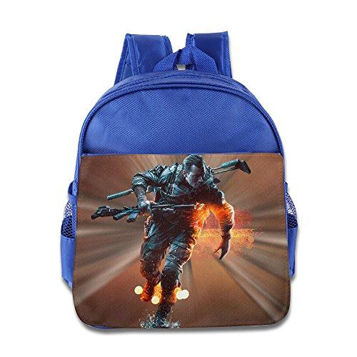 MEGGE Battlefield New Design Zipper Bag RoyalBlue