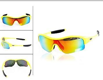 Gafas de sol polarizadas infantiles para deportes al aire libre como béisbol, ciclismo, correr, senderismo, patinaje, protección UV400, verde: Amazon.es: ...