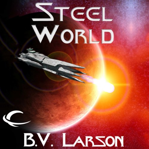 Steel World: Undying Mercenaries, Book 1 cover