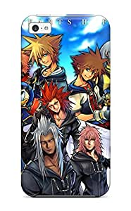 Premium Iphone 5c Case - Protective Skin - High Quality For Kingdom Hearts