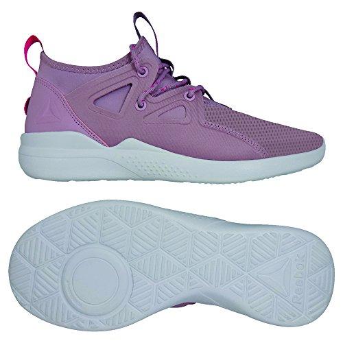 Motion 000 Insused Multicolor Zapatillas para Mujer de Cardio Pink Twisted Lilac Porcelain Deporte Reebok Baq5W