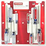 Craftsman 8 Pc Screwdriver Set, Phillips & Slotted, Made In USA